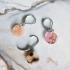 Stekenmarkeerders Set Confetti Roze