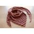 Woestijnbloem Sjaal PDF Patroon