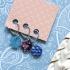 Stekenmarkeerders Set Confetti Blauw