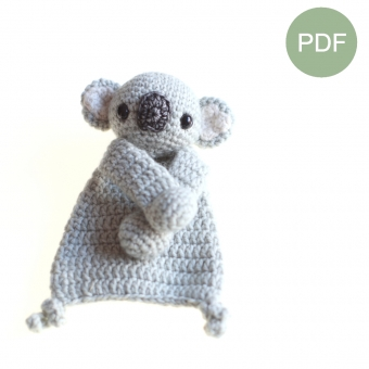 Mini Koala Lappenpop Pdf Patroon