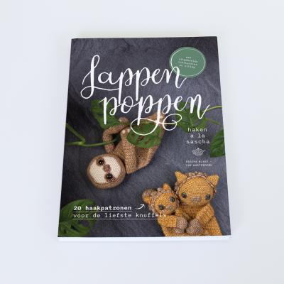 Lappenpoppen haken a la Sascha PRE-ORDER